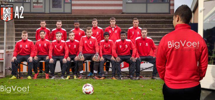 BigVoet sponsor Hollandia A2